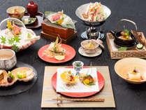 贅沢霜降り肉と鮮魚堪能☆郡山うねめ牛&ズワイ蟹鍋&1品追加