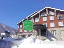 白馬五竜スキー場・テレキャビンに一番近いホテルです♪