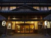 函館の地で約100年の歴史ある老舗旅館。