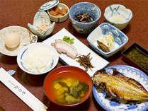 *【朝食一例】健康的な和定食をご用意致します。