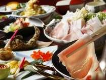 十勝産の豚肉2種類を食べ比べ(2~3人前)