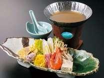 春の和会席(鍋物イメージ)