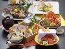【季節会席:2016年冬(11~2月)】季節の食材を使ったお料理をお愉しみ下さい♪