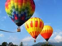 熱気球 イメージ