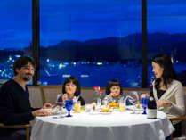 各レストラン・バイキング会場にはお子様食器・お子様椅子・離乳食等ご用意がございます。