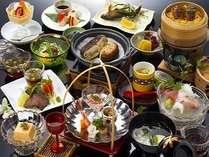 旬魚と日田寿司と椎茸ステーキのプラン 夕食部屋だし 1泊2食☆川側和室