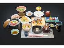 前菜七種 桃会席 ご夕食お部屋出し ◆期間限定2月1日~3月31日◆