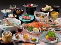 【豪華】瀬戸海会席 ☆瀬戸内の味を満喫、車海老の踊り☆お部屋食
