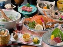 【瀬戸海会席】瀬戸内自慢の旬の食材をふんだんご提供
