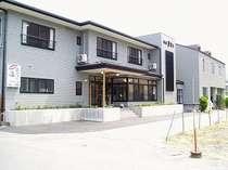 2005年3月1日新築オープン和風の温泉宿