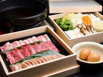 食べ比べ★非接触推奨★九州産肉三昧/すき焼き食べ比べプラン※ウイルス対策