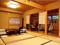 【週刊新潮掲載】箱庭付き☆嵐山天然温泉客室プラン