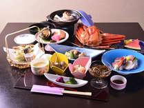 *お夕食一例/これぞ日本海の恵み!磯の香りが凝縮された会席料理。