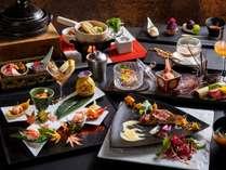 【2019秋のお献立】和食とフレンチを融合し、食材の魅力を最大限に引き出す和洋会席