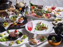 【2020春のお献立】和食とフレンチを融合し、食材の魅力を最大限に引き出す和洋会席