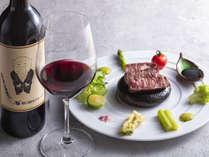 【ペアリングコース付】季節のお料理とその美味しさを引き出すお酒を愉しむプラン