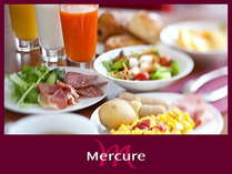 【朝食ビュッフェ】~朝食には北海道の食材にこだわったメニューをご用意しております~
