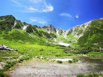 駒ヶ岳ロープウェイで手軽に山岳リゾートビューの千畳敷を楽しめます♪