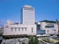 JR徳島駅直結でアクセス抜群です♪