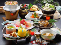 和食膳の一例(1)(2013冬)