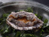 季節の逸品 追加料理(あわびステーキ)のイメージ