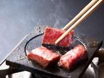 神戸牛石焼極上のお肉を貴方のタイミングで最高の状態で召し上がれ(^^)/