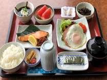 朝食(和食です。)