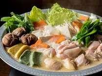 丹波鶏や九条ネギなど京の食材をご準備。