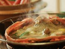 【冬の黒部のカニプラン】雪降る生地の冬のごちそう◆蟹甲羅焼&ゆで蟹&蟹鍋雑炊~美味満載!かに会