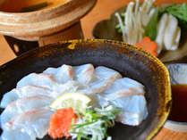 【富山ふるさと割】ポイント4%★きときと鯛を「鯛しゃぶ」で♪たっぷり富山湾の恵み