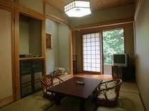 【川向きの客室6畳】プラン