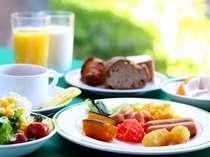 【朝食】和洋バイキング 料理イメージ