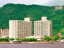 絶景展望風呂の宿 上諏訪温泉 ホテル紅や (長野県)