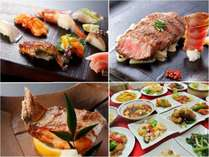 和洋中からお好みのレストランをご利用ください。