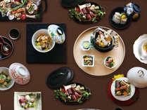 【カスタム会席】新たな料理スタイル。約100種のメニューから選ぶ、貴方だけの会席料理.