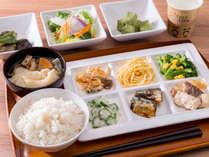 【健康朝食】体に優しい健康朝食で元気な一日の始まりを!