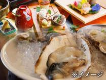 【夕・朝食付】冬限定!※牛窓の旬の牡蠣を味わう※せとうち鮮魚の和食懐石料理プラン(禁煙)