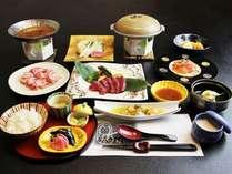 【上州の御馳走会席】関東の食材宝庫と言われる群馬県の食材をたくさん使っております