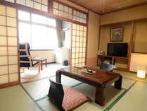 【東館3F~2F・スタンダード・和室10畳】全3室。当館は全室消臭処理を清掃毎に行っています。