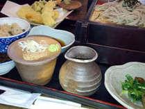 【時代屋】当館より車で8分。江戸時代の雰囲気をそのままに上州の手作り料理を食べられるお食事処です。