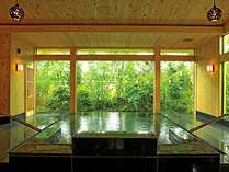 *【大浴場】広々とした内湯で、源泉かけ流し温泉をご堪能下さい♪