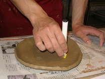 【朝食付き】茨城で陶芸手ひねり体験プラン