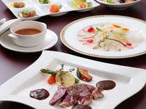 *【2015春霞旬味】桜鯛など旬の食材を使ったお食事です。
