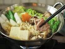 冬の特別メニュー【日替り鍋】その日に一番おいしい食材を使ったあったかいお鍋