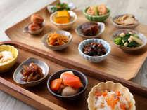 レストラン万葉朝食ブッフェイメージ