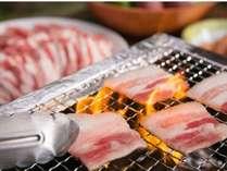 【BBQ】じゅわ~ッと脂したたる黒豚肉に感動!!お子様もにっこり♪