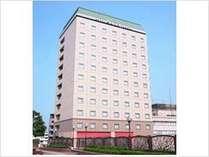 【ホテル外観】JR田端駅北口より徒歩2分の好立地♪