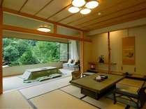 【A】露天風呂付き客室(一例)
