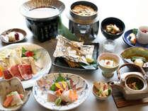 ≪9月~11月≫秋限定!松茸と和牛のすき焼など松茸を存分に堪能♪「松茸物語会席」