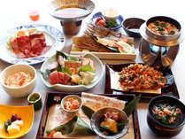 ≪3月~5月≫駿河湾特産の桜海老を多彩な料理でお楽しみいただける「桜物語会席」